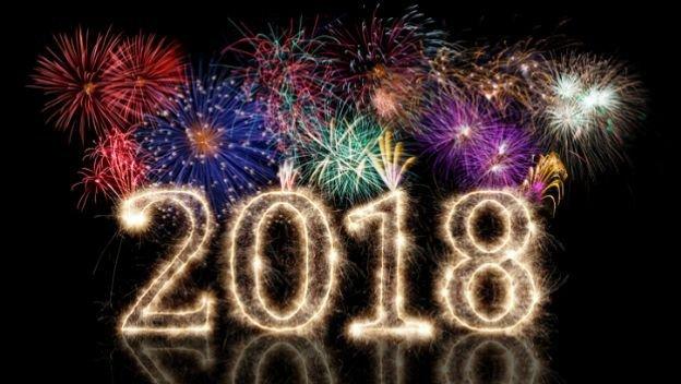 feliz 2018 deseos